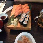 Salmon Sushi bist Jammie