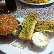 Quick's Grill Restaurant, Geesthacht, Schleswig-Holstein