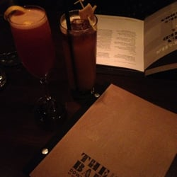The Bar Downstairs - Under The Host (left) & Preacher's Respite (right): $15/each - New York, NY, Vereinigte Staaten