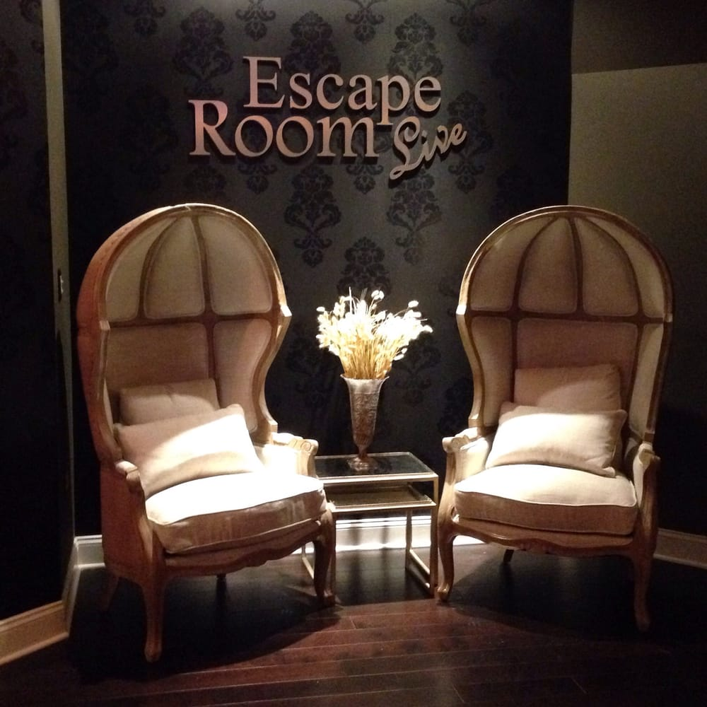 Escape room live alexandria venues event spaces old for Escape room live