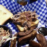 Rub BBQ and Pub - Needs more meat! - Detroit, MI, Vereinigte Staaten