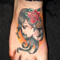 Alzone Tattoo studio, Gloucester