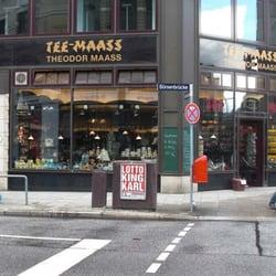 Tee Maas, Hamburg