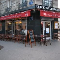 La Recoleta au Manoir, Paris