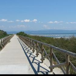 Spiaggia di Valle Cavanata, Grado, Gorizia