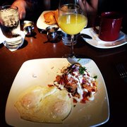 The Vig - The hangover and glass of mimosa - Phoenix, AZ, Vereinigte Staaten