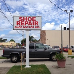 Shoe Doctor - Metairie, LA, United States. Business is actually Shoe REPAIR Doctor