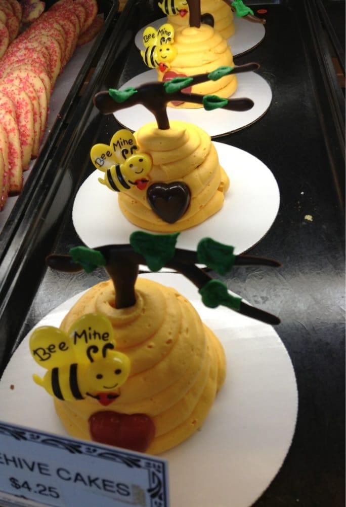 Sugar Plum Bakery Mozart Cake