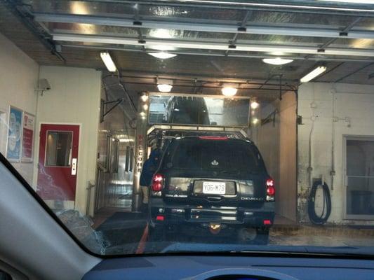Rain Tunnel Car Wash Near Me