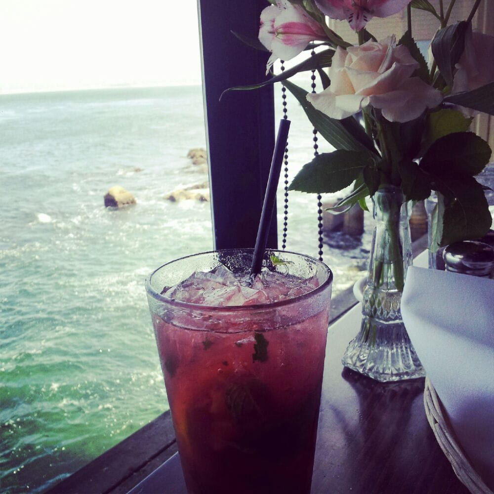 Twisted mojito with a view yelp for The fish hopper