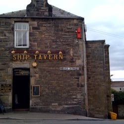 the ship inn, Burntisland, Fife