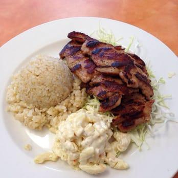 Grilled Island Chicken Recipes — Dishmaps
