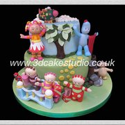 3D Cake Studio, London