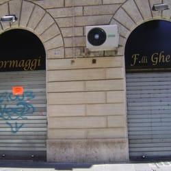 Fratelli Ghezzi, Roma