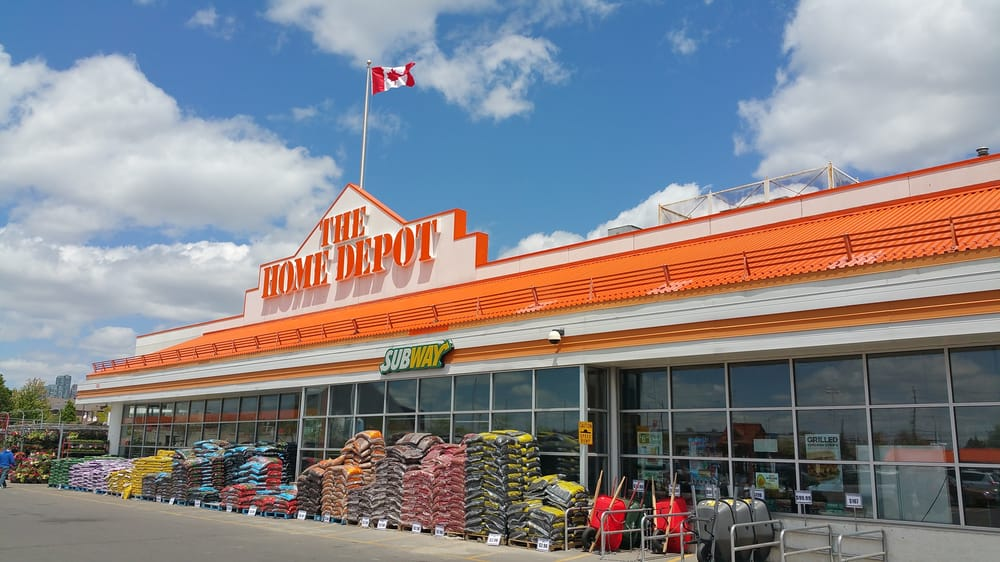 The home depot viveros y jardiner a mississauga on for Home depot jardineria