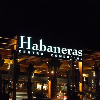 espana centro comercial:
