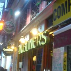 Dubliners, Madrid