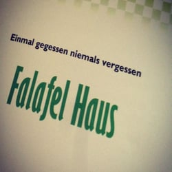 Falafel Haus, Hamburg, Germany