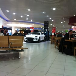 Birmingham International Airport, Birmingham, West Midlands, UK