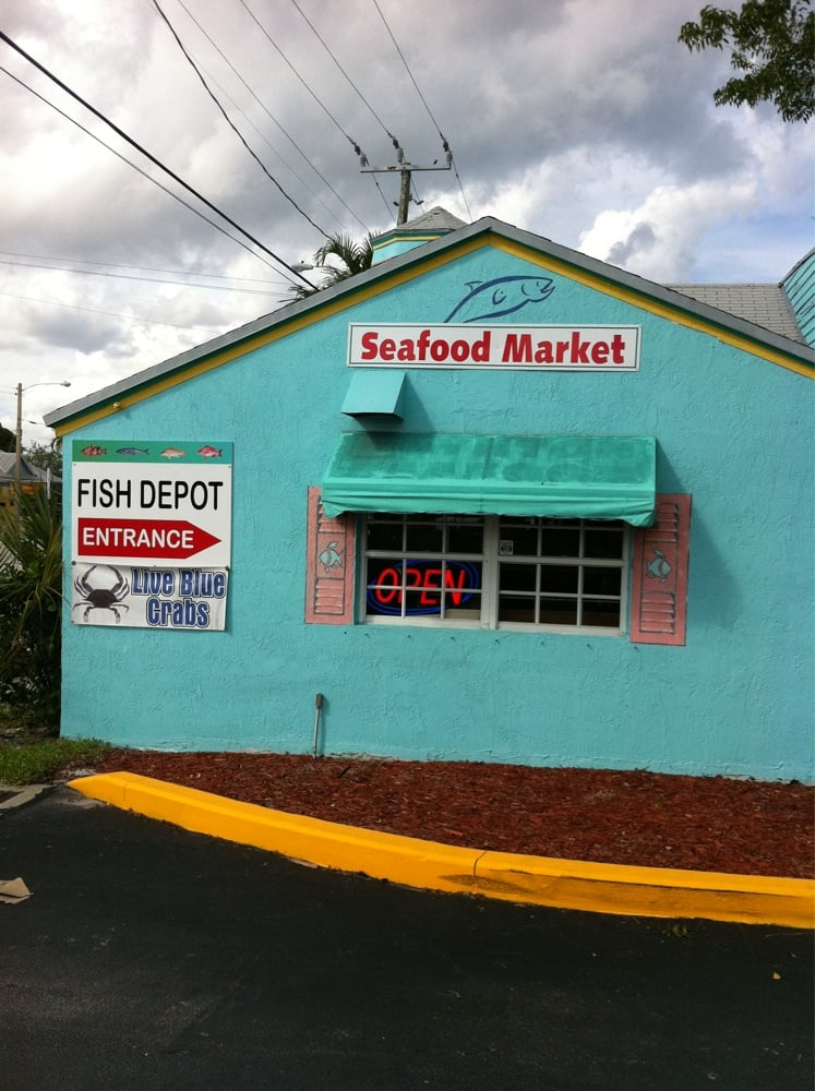 Boynton Beach (FL) United States  city images : Fish Depot Boynton Beach, FL, United States