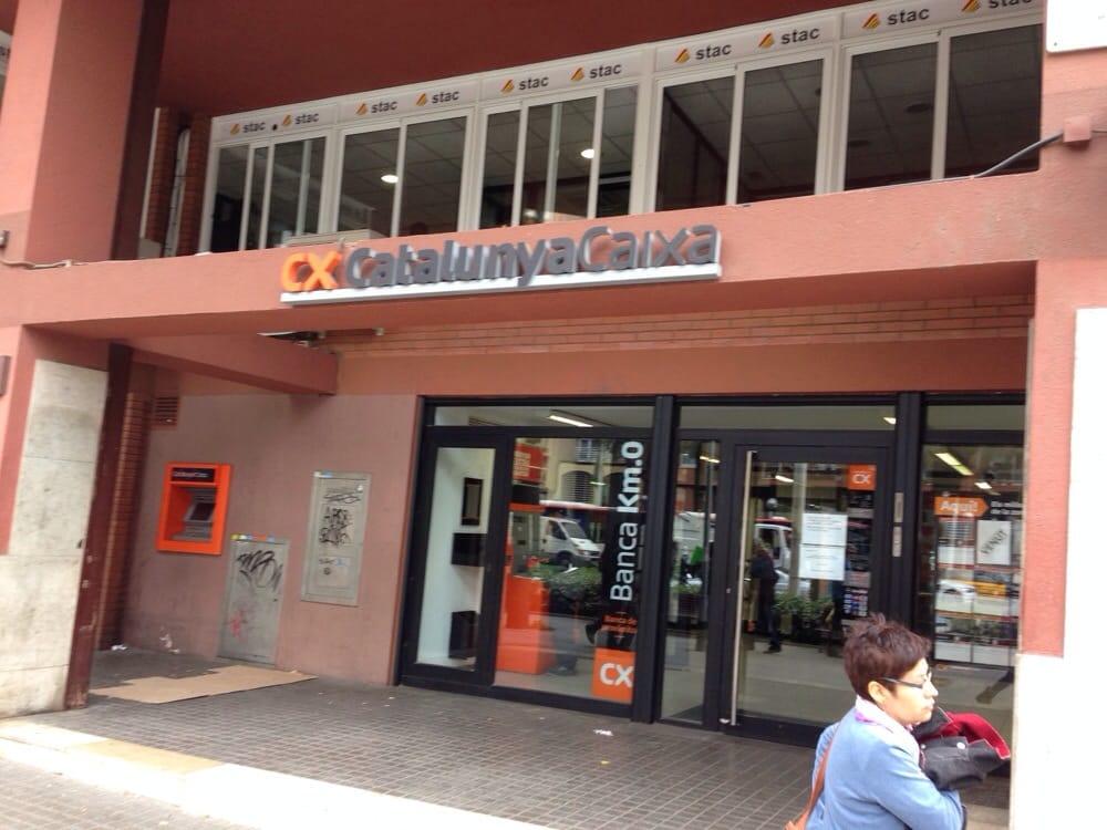 Catalunya caixa marina banks credit unions barcelona for Oficina caixa catalunya barcelona