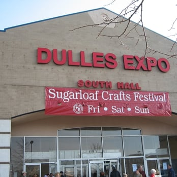 Dulles expo conference center arts entertainment for Sugarloaf crafts festival chantilly va