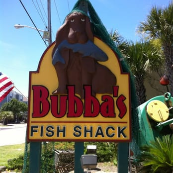 Bubba s fish shack 71 photos seafood surfside beach for Bubbas fish shack