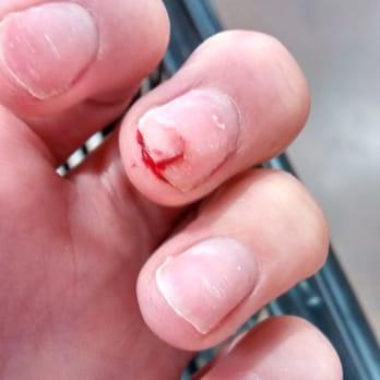 Tumblr nails round