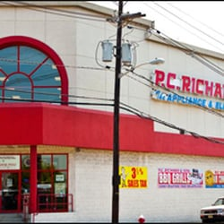 P.C. Richard & Son, also known as simply P.C. Richard, is the largest chain of private, family-owned electronics and appliances stores in the United States.[1] Its stores are located in New York, New Jersey, Connecticut and Pennsylvania, with the majority of the stores located on Long Island and in the New York City boroughs of Queens and Brooklyn.