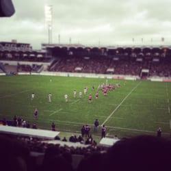 Rugby oui oui ouiii !!