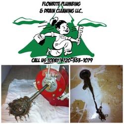 Flowrite Plumbing & Drain Cleaning logo