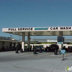 Lucky Drive Full Service Brushless Car Wash Greenbrae Ca