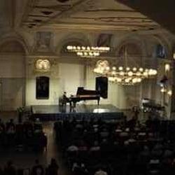 Jugendstilsaal - Lars Vogt; Konzert vom…