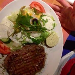 Steak (Empfehlung des Hauses)