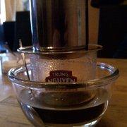 Vietnamesischer Espresso