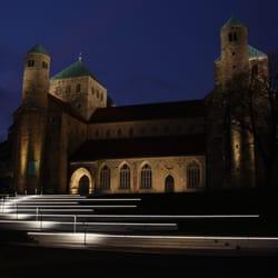 St. Michaeliskirche, Hildesheim, Niedersachsen, Germany