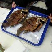 San pedro fish market and restaurant san pedro ca for San pedro fish market super tray