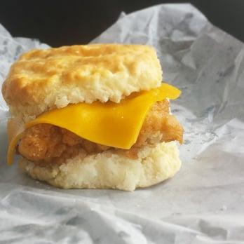 Sunrise Biscuit Kitchen Chapel Hill Nc United States Chicken Biscuit