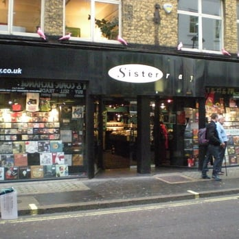 Erwachsenes DVD Soho London
