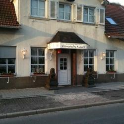Restaurant Chinesische Mauer, Billerbeck, Nordrhein-Westfalen