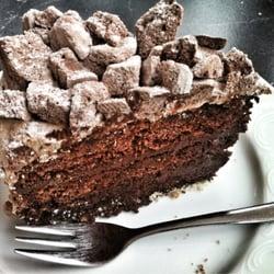Schoko-Cognac-Torte mit…
