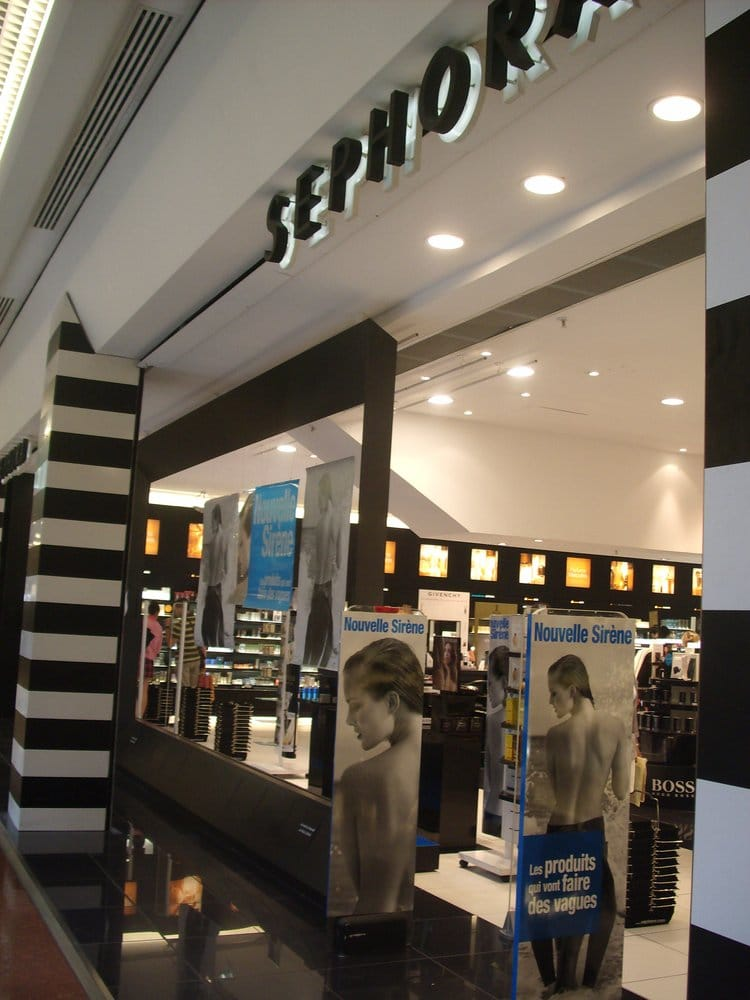 Sephora kosmetika sk nhetsprodukter part dieu lyon frankrike r - Rue docteur bouchut lyon ...