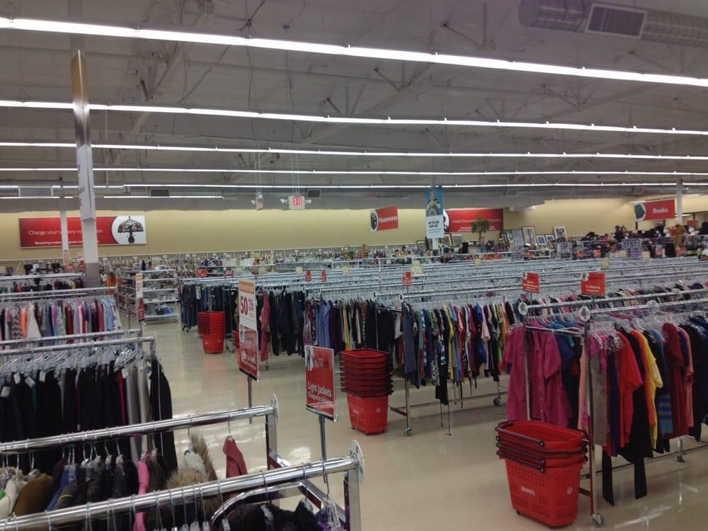 Savers 30 Photos Thrift Stores 7117 Regional St
