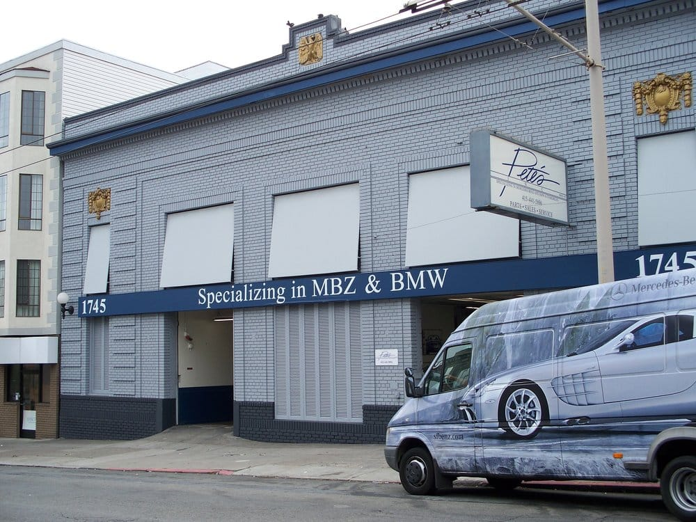 pete s inc mercedes benz and bmw service center auto