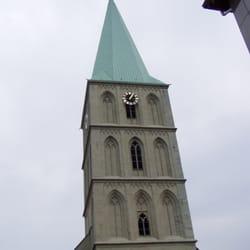 Pauluskirche, Hamm, Nordrhein-Westfalen, Germany