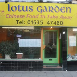 Lotus Garden, Newbury, West Berkshire