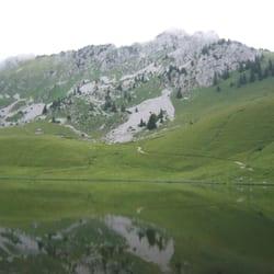 Lac Pointe D'Arvouin, Chamonix Mont Blanc, Haute-Savoie