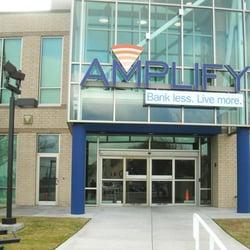 Amplify Federal Credit Union Bank Building Societies Austin TX Un