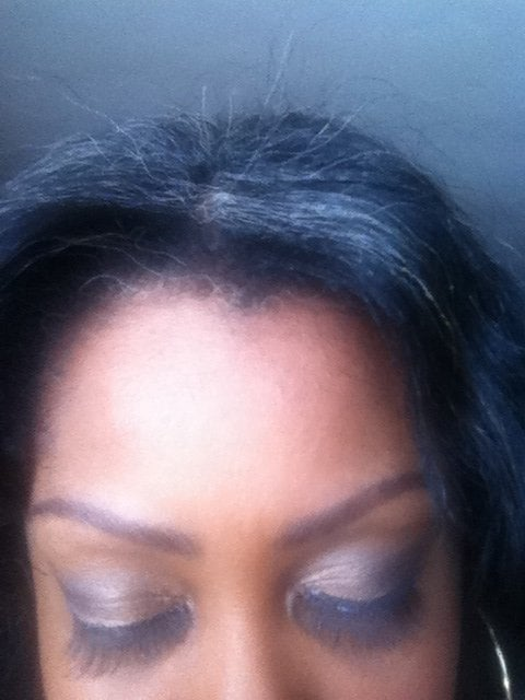 Hair stroke eyebrows excuse my lossy makeup job but i for 3d eyebrow tattoo near me