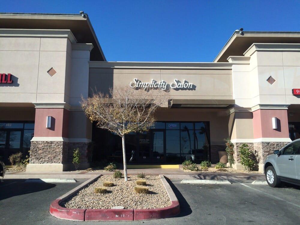 Simplicity Salon - Cosmetics & Beauty Supply - Las Vegas, NV - Yelp